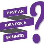 Have an Idea for Business - web skim
